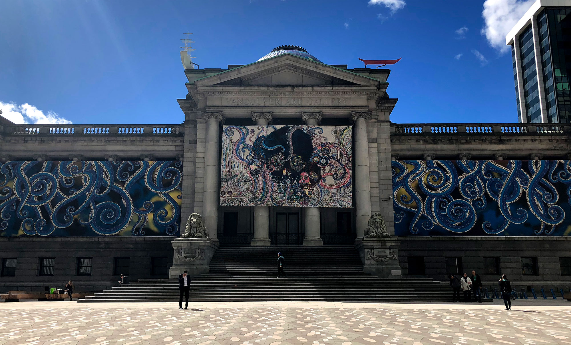 Vancouver Art Gallery, Vancouver, BC