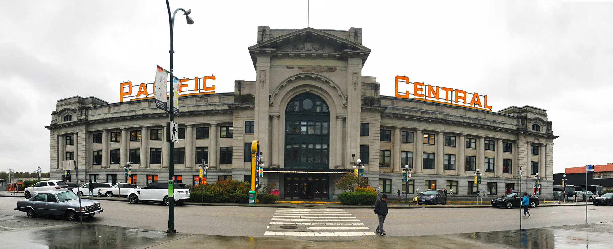 Pacific Central Station, Vancouver, BC